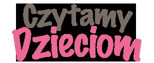 Książki, audiobooki i ebooki dla dzieci — logotyp