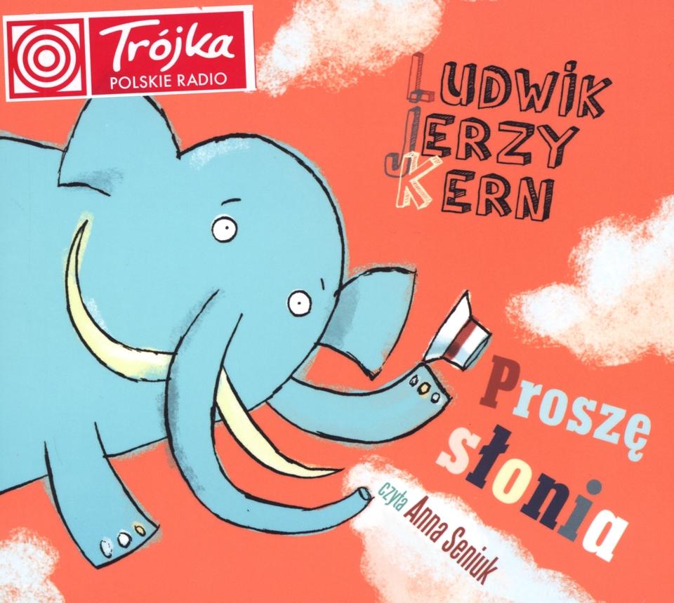 Proszę słonia audiobook